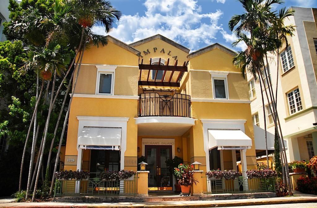 Entrada do hotel impala em miami - Hotel em Miami