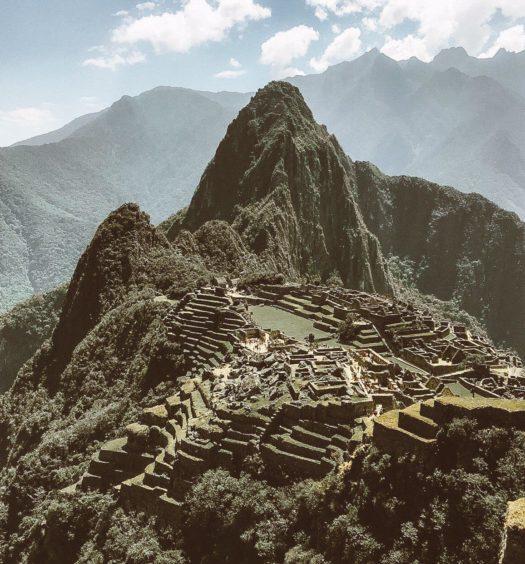 como chegar em Machu Picchu Peru
