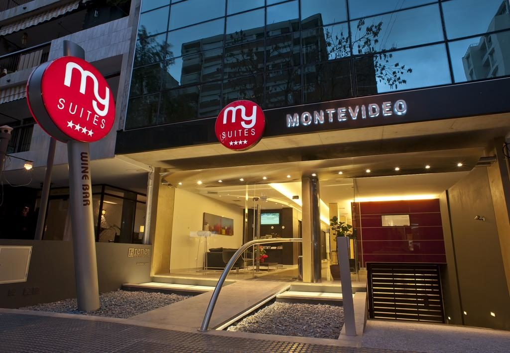 My Apartments by My Suites- vinicolas Uruguai