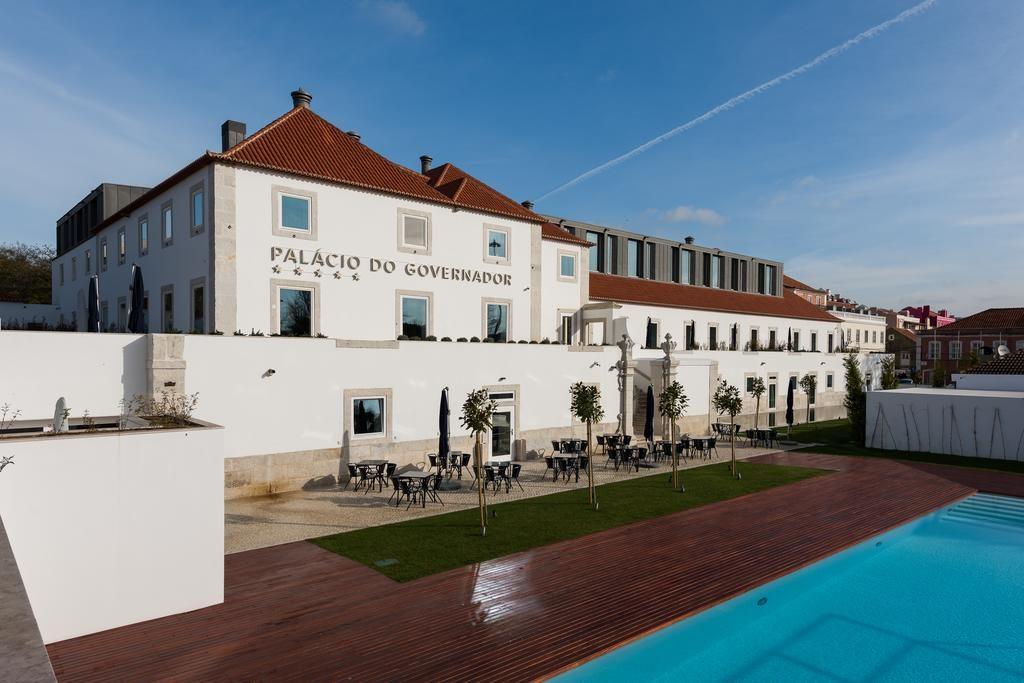Hotel Palácio do Governador no bairro de Belém em Lisboa
