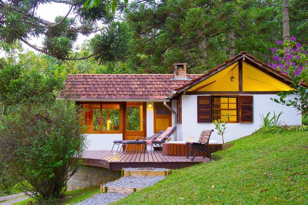 Chalé da Pousada Casa Bonita