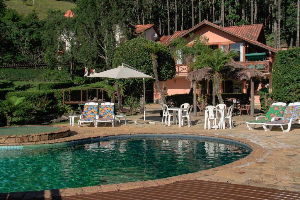 piscina Pousada Vida Verde
