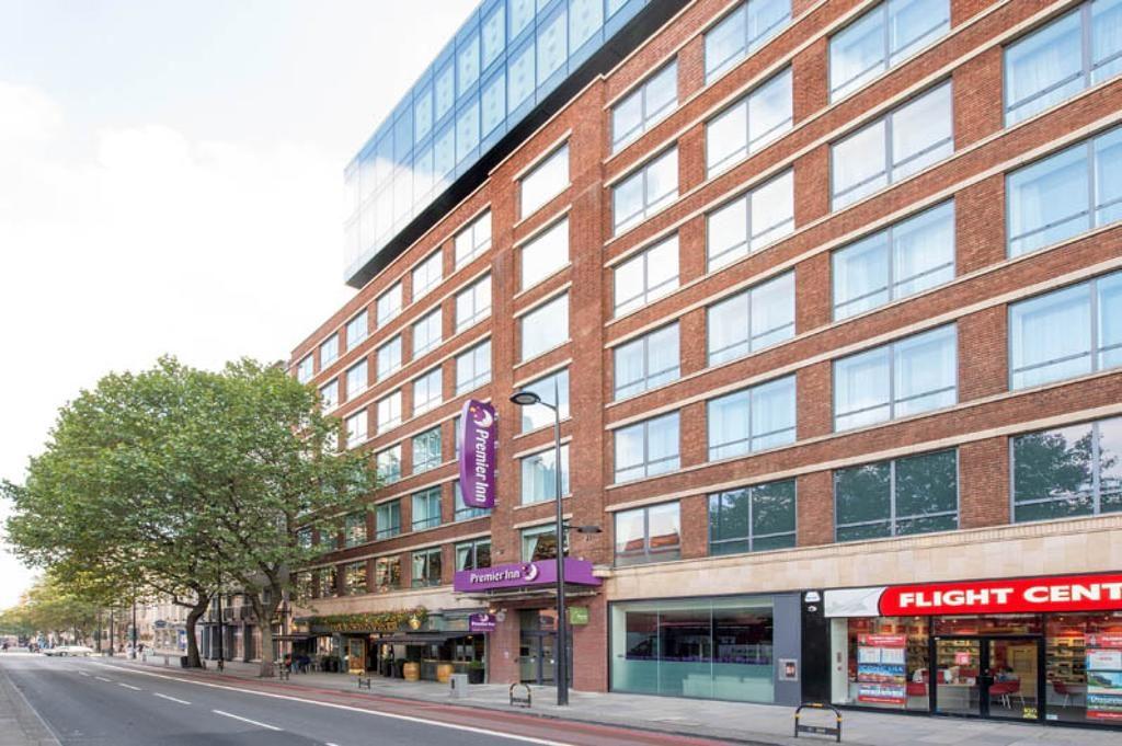 Mais um da rede de hotéis em Londres, o Premier Inn London St. Pancras