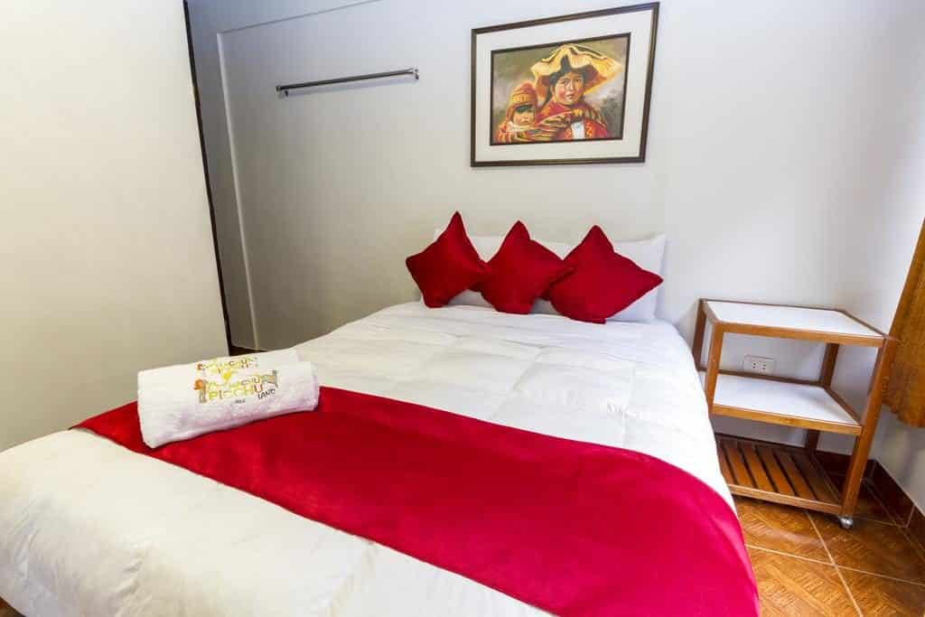 Foto de um dos hotéis em Machu Picchu Land