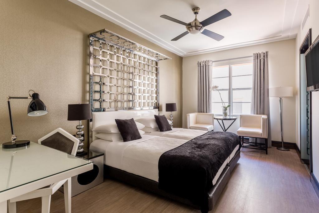 quarto do Room Mate Waldorf Towers em Miami