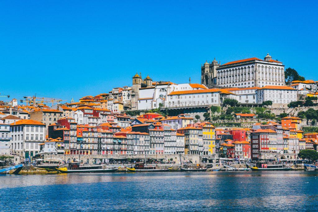 seguro viagem Portugal - Cidade do Porto