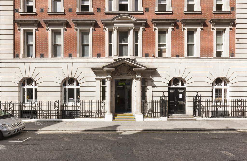Se você quer economizar o SoHostel na região do Soho, é uma ótima escolha onde ficar em Londres