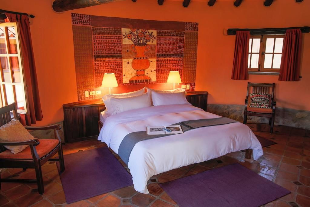 Suite no Sol y Luna - Relais & Chateau em Urubamba