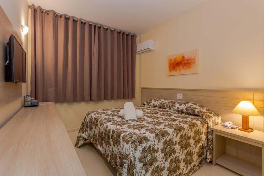 Quarto do Hotel Golden Park Campos Jordão