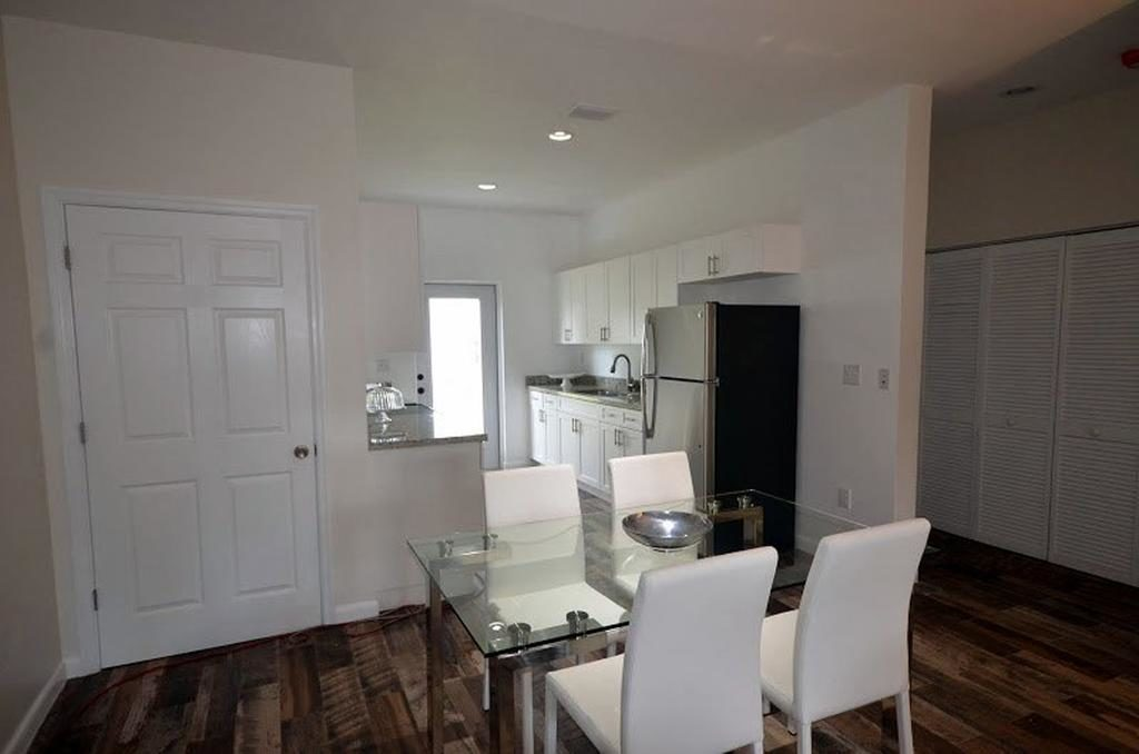 Cozinha do Hudson House em Miami