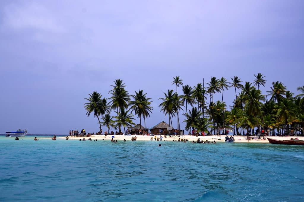 Isla Perros em San Blas - Foto: Robinson- via Flickr