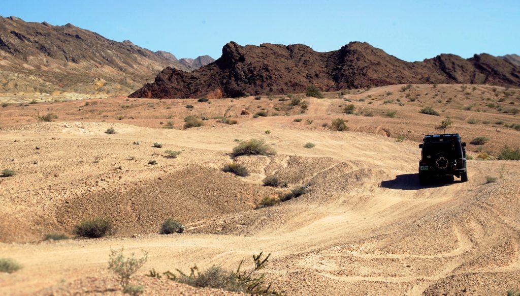 Aluguel de carro em Las Vegas para percorrer os desertos da região nos EUA