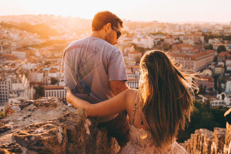 lua de mel em Portugal - Lisboa