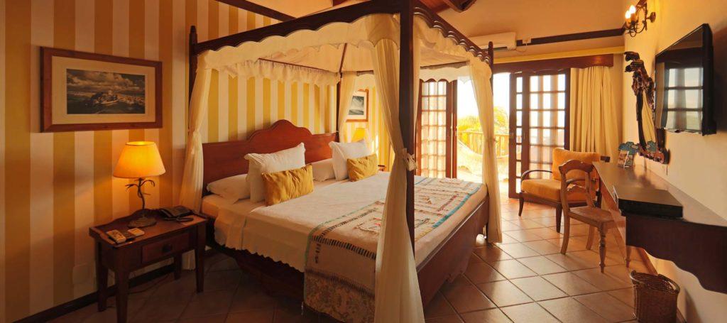 Quarto do Manary Praia Hotel - Lua de Mel em Natal