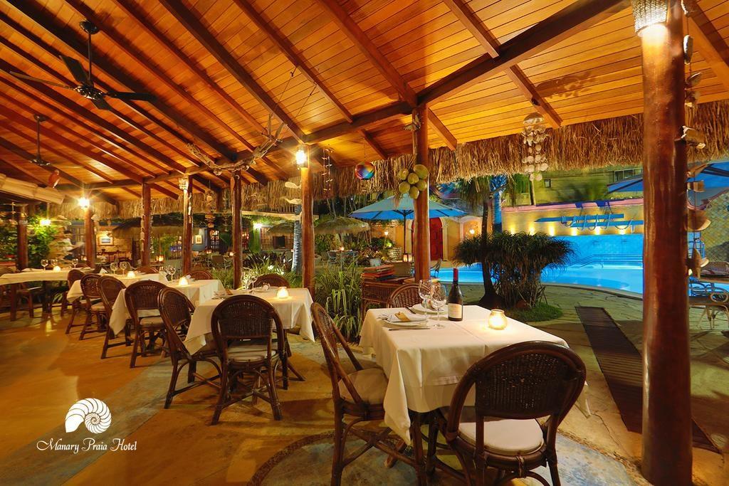 Restaurante do Manary Praia Hotel - Lua de Mel em Natal