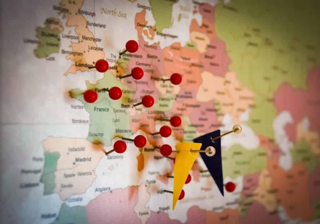 O seguro viagem Austria cobre todas as cidades da Europa