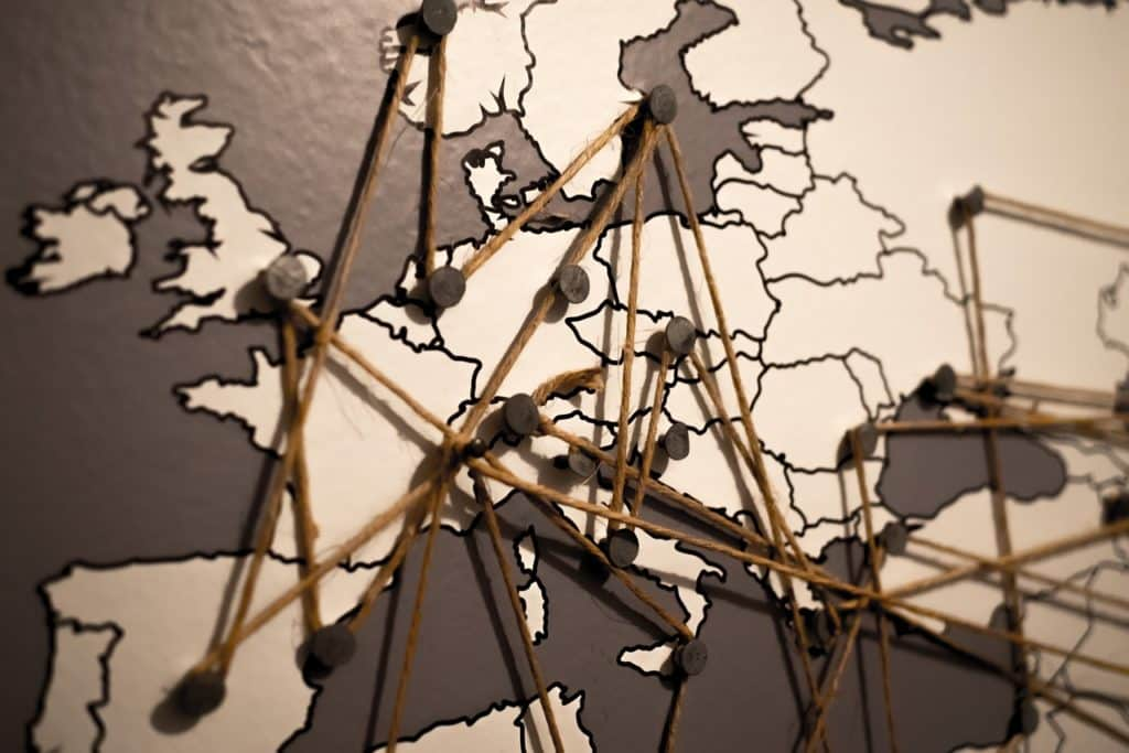 O seguro viagem cobre todos os países da Europa