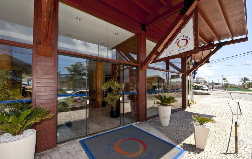 Entrada do Natal Praia Hotel para sua lua de mel