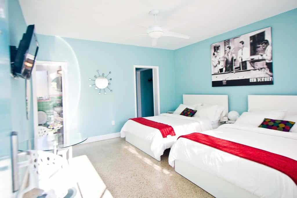 Quarto do do New Yorker Boutique Hotel em Miami