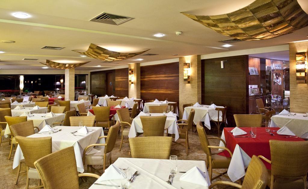 Restaurante do Pontalmar Praia Hotel