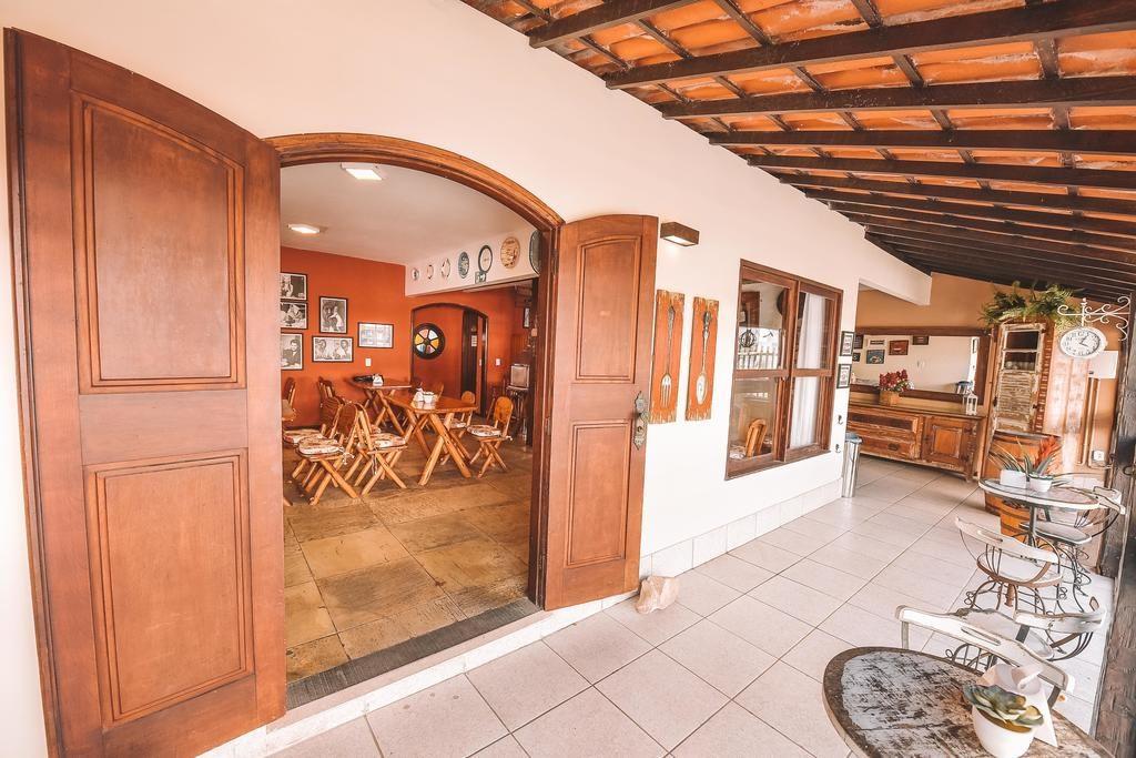 Restaurante da Pousada da Prainha em Arraial do Cabo para sua lua de mel