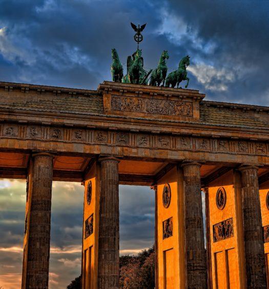 Seguro viagem Alemanha, Portão de Brandemburgo