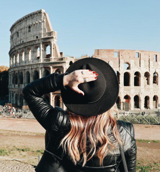 seguro viagem italia - coliseu