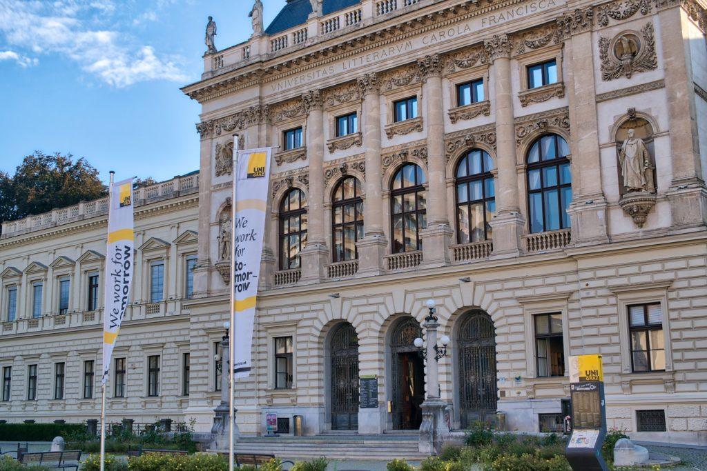 Universidade de Graz Austria