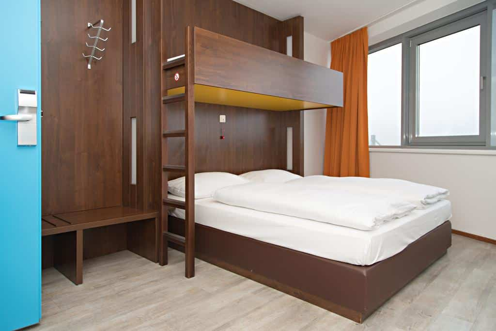 Quarto do 7 Days Premium Hotel Linz