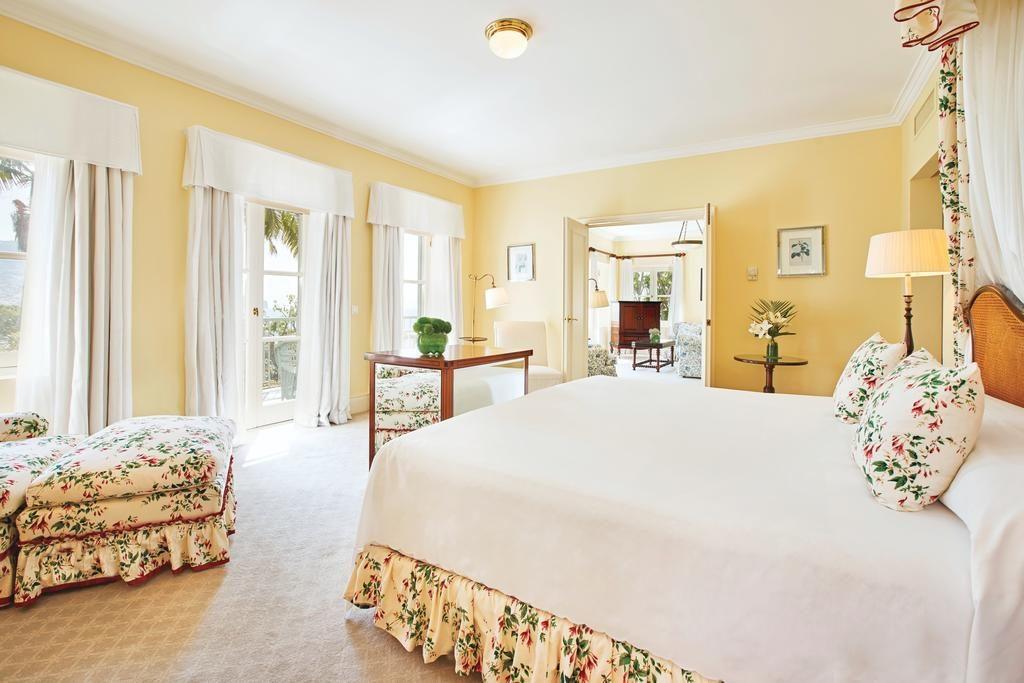 Quarto para sua lua de mel em portugal no Belmond Reid's Palace