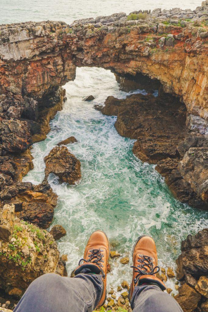 Boca do Inferno em Cascais, Portugal - Foto: Diego Gennaro via Unsplash