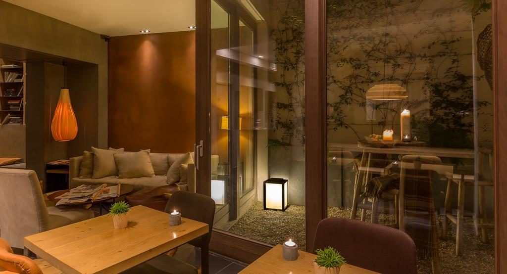 resturante Hidden Hotel Paris
