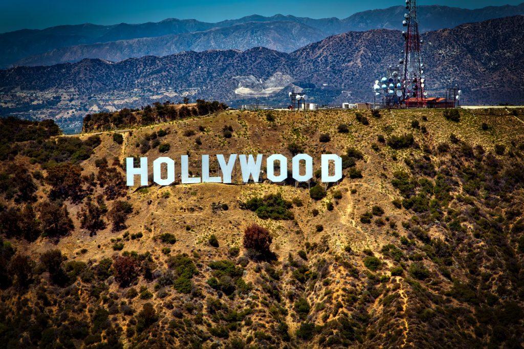 Letreiro de Hollywood, um dos cartões postais da cidade - Saiba tudo sobre seguro viagem para Los Angeles aqui