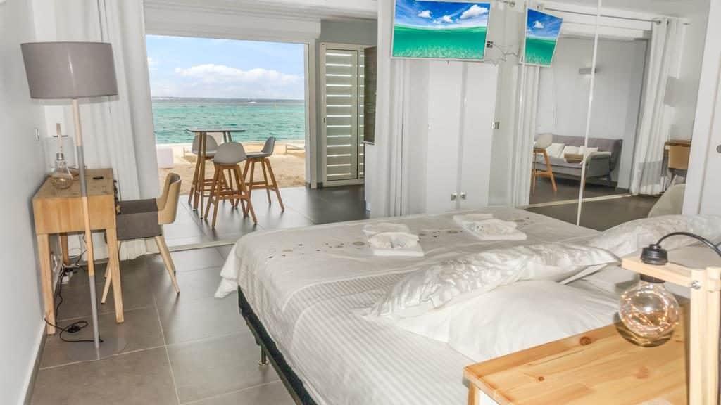 Honeymoon apartments - Bleu Marine em St Maarten