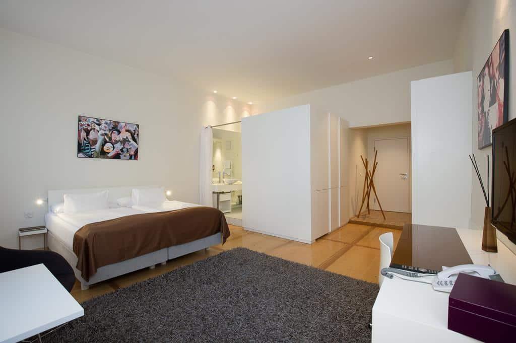 Quarto Hotel Am Domplatz em Linz