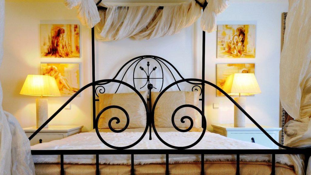 Quarto do Hotel Moliceiro - lua de mel em Portugal