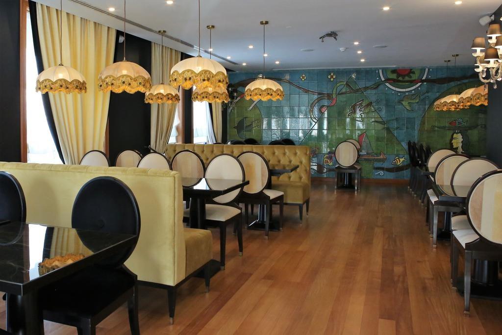 Restaurante do Hotel Moliceiro - lua de mel em Portugal