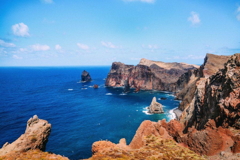 A Ilha da Madeira em Portugal