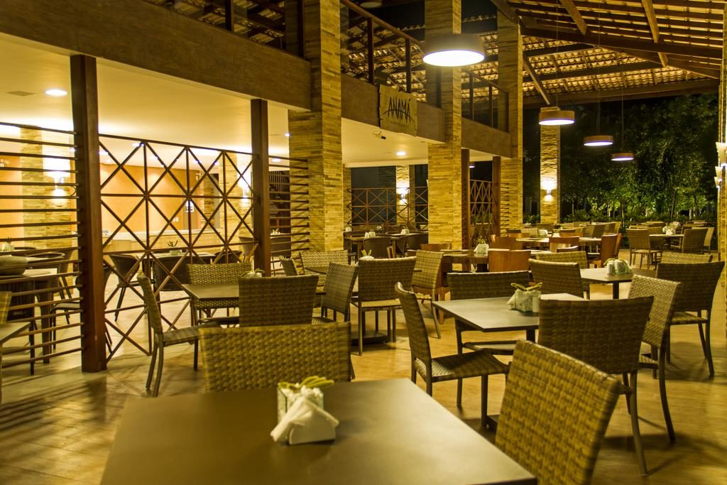 Restaurante do Iloa Resort All Inclusive