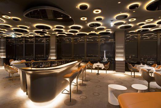 Restaurante e bar Le Ciel de Paris