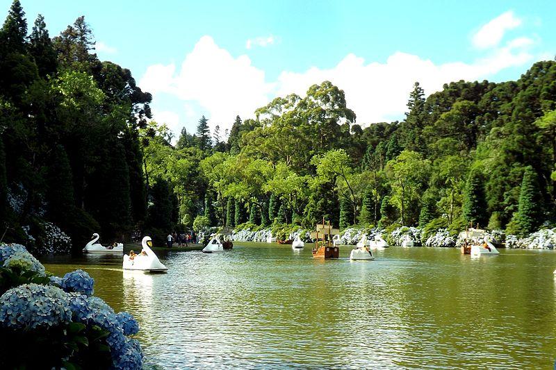 O Lago Negro em Gramado - Pontos turisticos Gramado