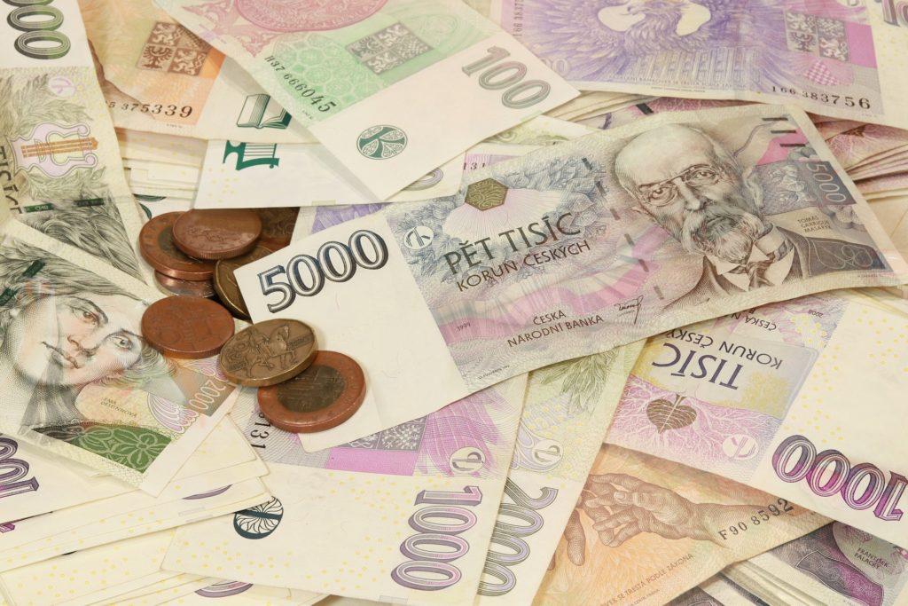 moeda praga