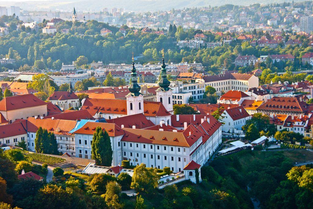 Monastério Strahov - o que fazer em praga