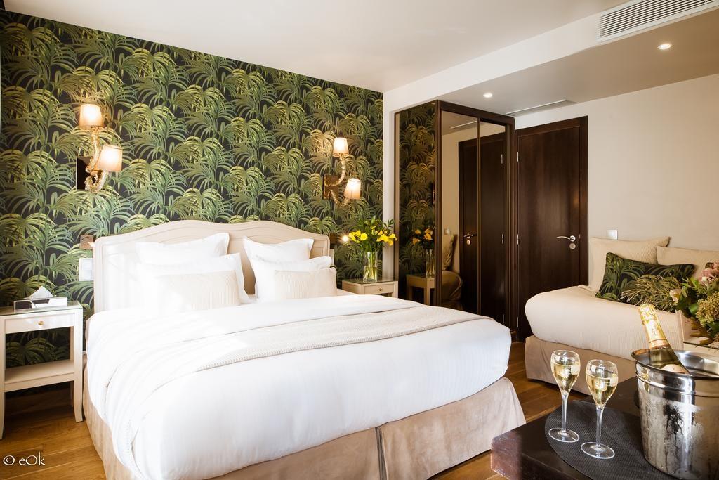 Quarto do B Montmartre Hotel para sua de mel em paris