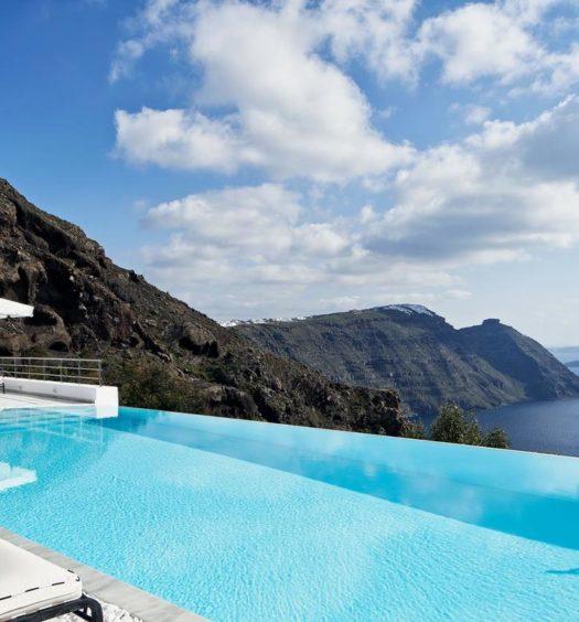 Onde ficar em Santorini - San Antonio Hotel em Imerovigli