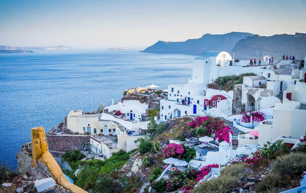 Onde ficar em Santorini Oia
