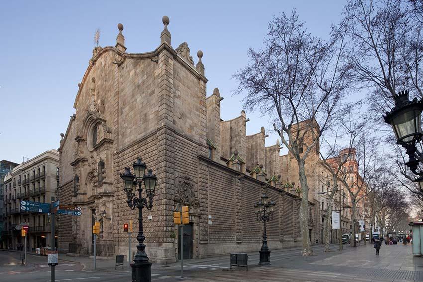 Parróquia de la Verge de Betlem - Foto: Catalonia Sacra