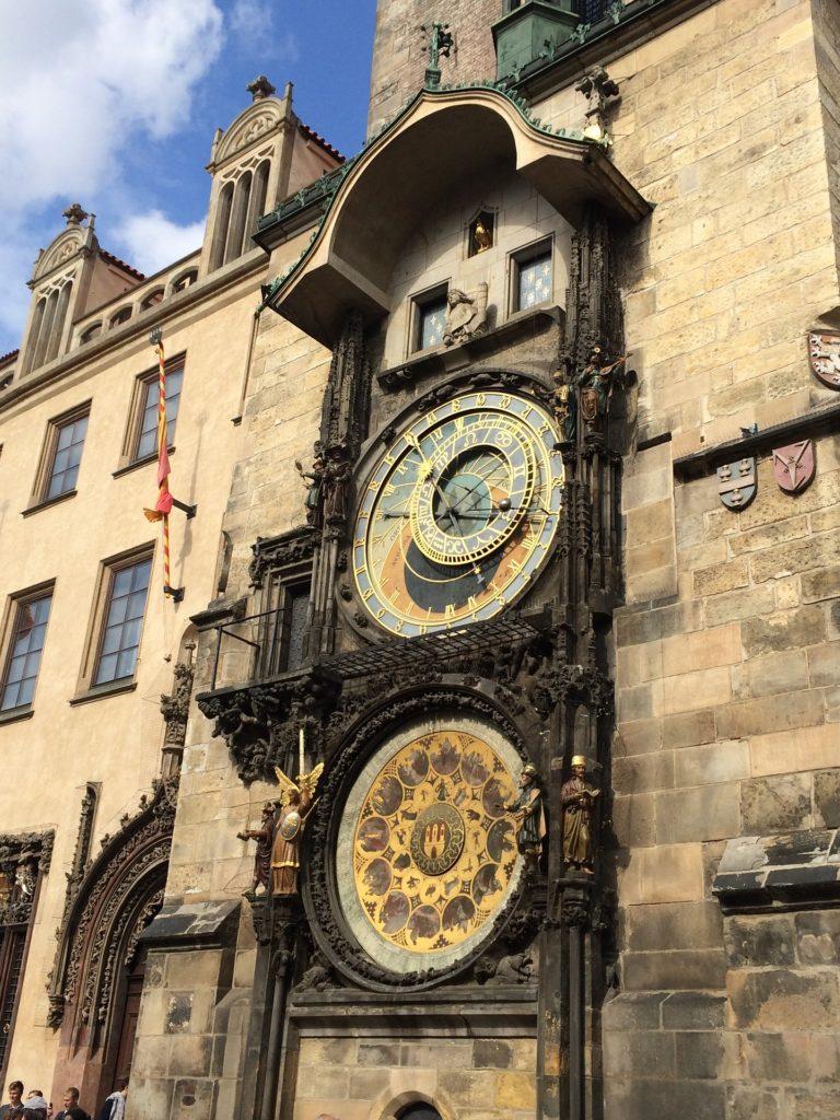 O Relógio Astronômico