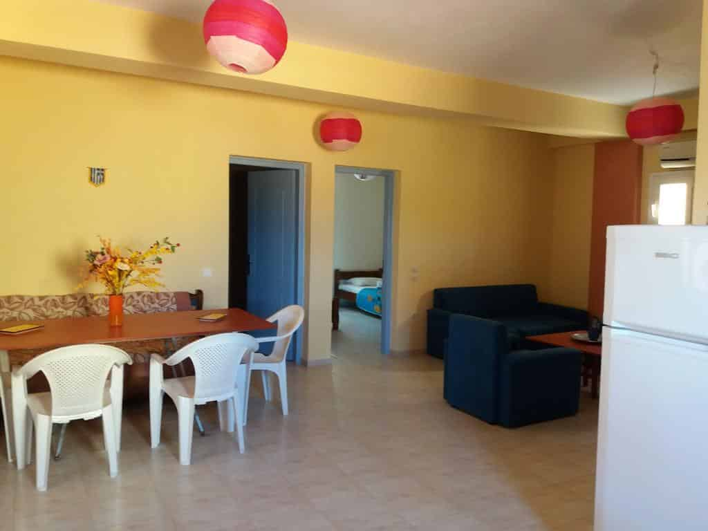 sala do Soulis Apartments