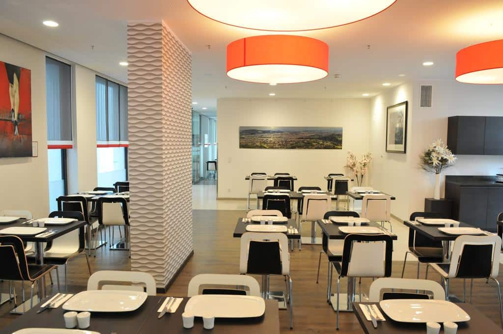 Restaurante do Star Inn Hotel Linz